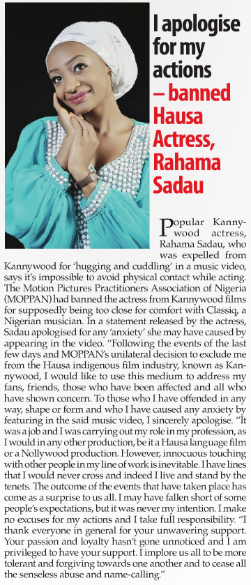 actress:rahma_sadau:rahama_suspension_sunday_telegraph.png